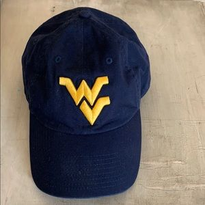 Nike West Virginia Adjustable Hat